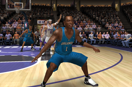 Anfernee Hardway in Orlando (NBA Live 06)