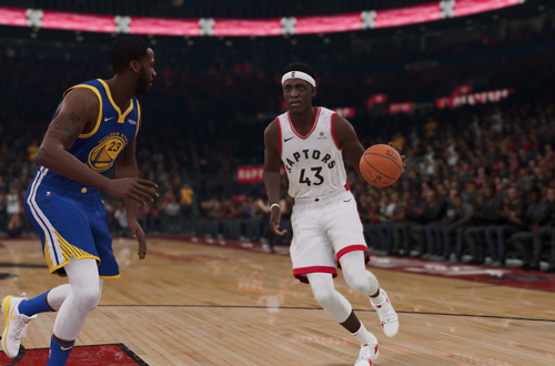 Pascal Siakam in NBA Live 19