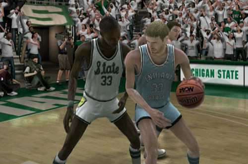 Legends in NCAA Basketball 09