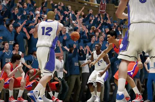 Duke Players in NCAA Basketball 10