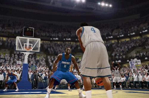 Motion Movement Control in NCAA Basketball 10