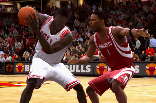 Forgotten Cover Players: Luol Deng (NBA Live 09)