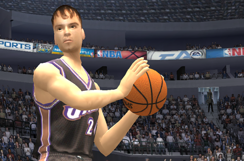 Forgotten Cover Players: Raul Lopez (NBA Live 2004)