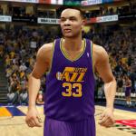 Aaron Williams Retro Jazz (NBA Live 10)