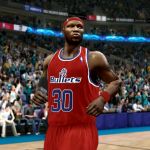 Ben Wallace Retro Bullets (NBA Live 10)