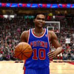 Lindsey Hunter Retro Pistons (NBA Live 10)