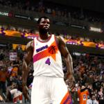 Michael Finley Retro Suns (NBA Live 10)