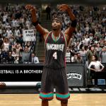 Stromile Swift Retro Grizzlies (NBA Live 10)