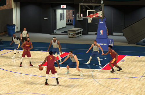2KU Teams Aged Quickly in NBA 2K19 The Prelude