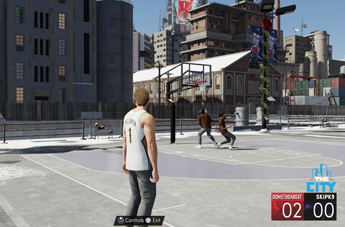 Waiting For A Game (NBA 2K21)
