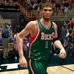Brook Lopez 2021