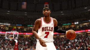 Carmelo Anthony Bulls