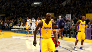 Kevin Garnett Lakers
