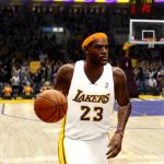 LeBron James 2021