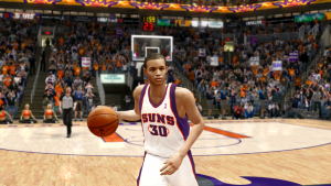 Stephen Curry Suns