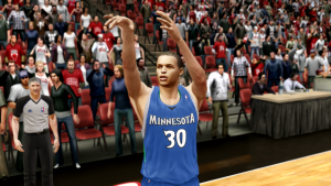 Stephen Curry Timberwolves