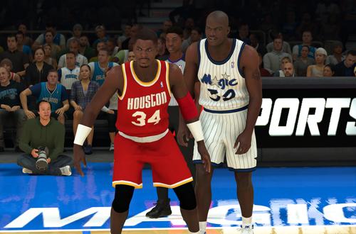 1995 NBA Finals Re-Created in NBA 2K20