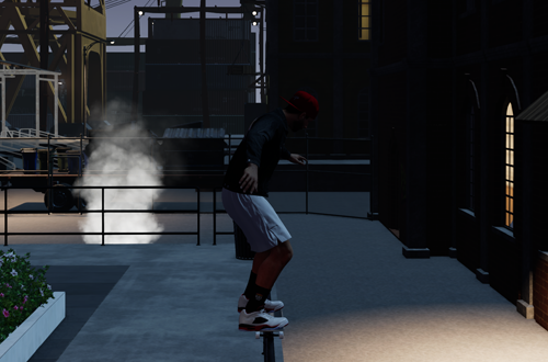 Basketball Gaming Confessions: Sick Skateboarding Tricks