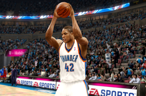 Active Players in NBA Live 10: Al Horford