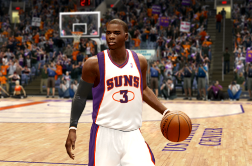 Active Players in NBA Live 10: Chris Paul