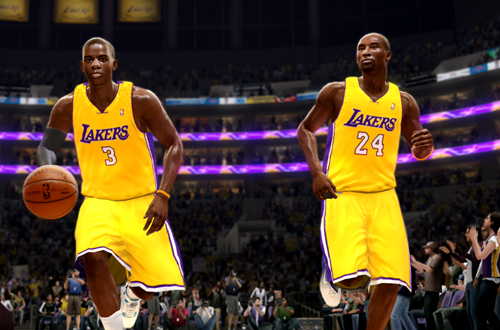 What Ifs: Chris Paul to the Lakers (NBA Live 10)