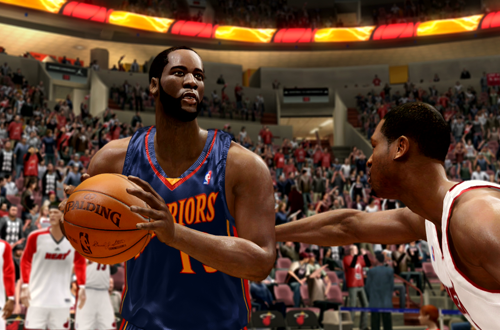 Warriors What Ifs (NBA Live 10)