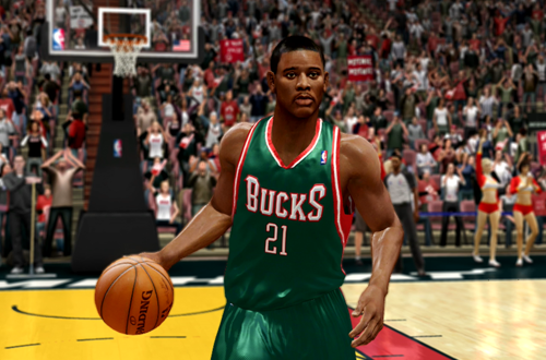 Active Players in NBA Live 10: Jrue Holiday