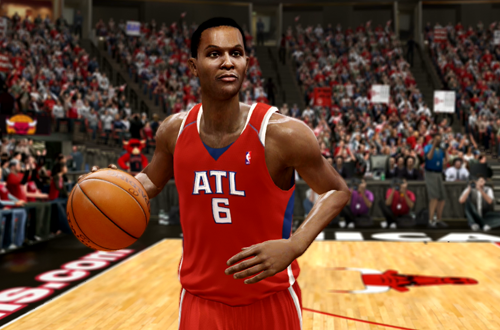Active Players in NBA Live 10: Lou Williams