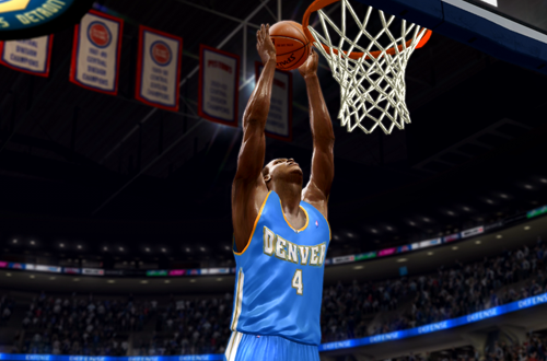 Active Players in NBA Live 10: Paul Millsap