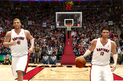 What Ifs: Dirk and Nash to Toronto (NBA Live 10)