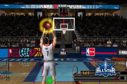 Brandon Roy in NBA 10: The Inside