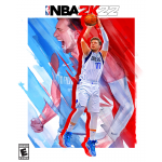 NBA 2K22 Cover Art