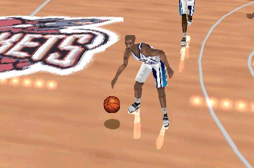 Sam Cassell in NBA ShootOut