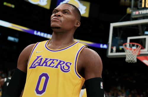 Russell Westbrook NBA 2K22 Preview