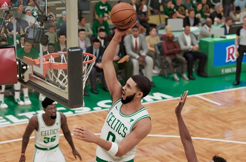 A New Basketball Game Releases Inspires Euphoria (NBA 2K21)