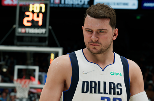 A New Basketball Game Release Looms (NBA 2K22)