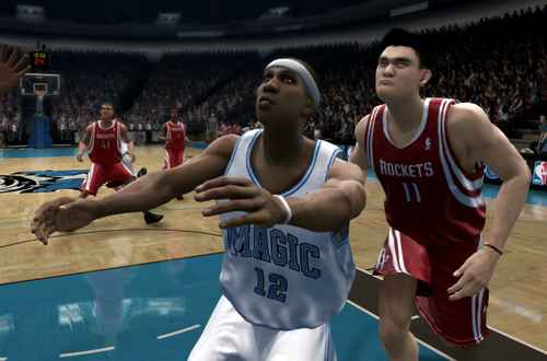 Procedural Awareness in NBA Live 07