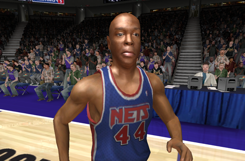 Converted Derrick Coleman Face in NBA Live 08